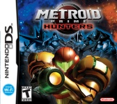 Car�tula de Metroid Prime Hunters