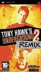 Carátula de Tony Hawk's Underground 2: Remix