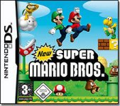Car�tula de New Super Mario Bros. para Nintendo DS