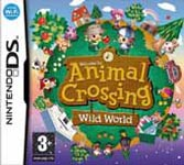 Carátula de Animal Crossing: Wild World para Nintendo DS
