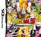 Car�tula de Dragon Ball Z: Supersonic Warriors 2
