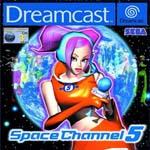 Carátula de Space Channel 5 para Dreamcast