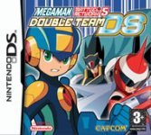 Carátula de Mega Man Battle Network 5: Double Team