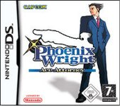 Carátula de Phoenix Wright: Ace Attorney