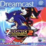 Carátula de Sonic Adventure 2 para Dreamcast