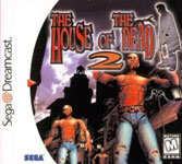 Carátula de The House of the Dead 2 para Dreamcast