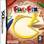 Carátula de Pac-Pix
