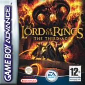 Carátula de El Señor de los Anillos: La Tercera Edad para Game Boy Advance