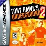 Carátula de Tony Hawk's Underground 2: World Destruction Tour para Game Boy Advance