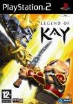 Carátula de Legend of Kay para PlayStation 2