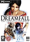 Carátula de Dreamfall: The Longest Journey para PC
