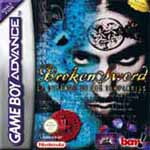 Car�tula de Broken Sword: La Leyenda de los Templarios para Game Boy Advance