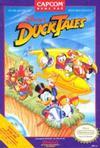 Carátula de Ducktales para NES