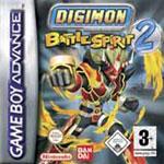 Car�tula de Digimon Battle Spirit 2
