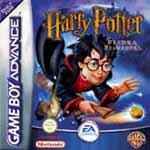Carátula de Harry Potter y la Piedra Filosofal para Game Boy Advance