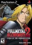 Car�tula de Fullmetal Alchemist 2: Curse of the Crimson Elixir