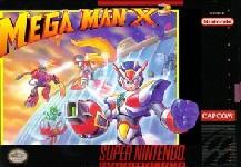 Car�tula de Megaman X3 para Super Nintendo