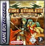 Carátula de Fire Emblem: The Sacred Stones