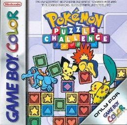 Carátula de Pokémon Puzzle Challenge para Game Boy Color