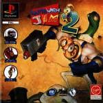 Carátula de Earthworm Jim 2 para PSOne