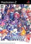 Carátula o portada Japonesa del juego La Pucelle: Tactics para PlayStation 2