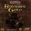 Carátula de Baldur's Gate para PC