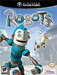Carátula de Robots para GameCube