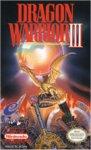 Carátula de Dragon Quest III para NES