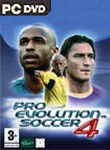 Carátula de Pro Evolution Soccer 4 para PC