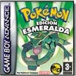 Carátula de Pokémon Esmeralda