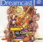 Carátula de Marvel vs. Capcom 2 para Dreamcast