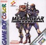 Carátula de Metal Gear Solid para Game Boy Color