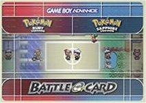 Carátula de Pokémon Battle-E: Hidden Ruins para Game Boy Advance