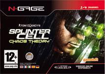 Carátula de Splinter Cell: Chaos Theory para N-Gage Old