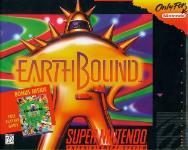 Carátula de EarthBound