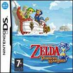 Carátula de The Legend of Zelda: Phantom Hourglass para Nintendo DS