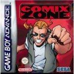 Carátula de Comix Zone para Game Boy Advance