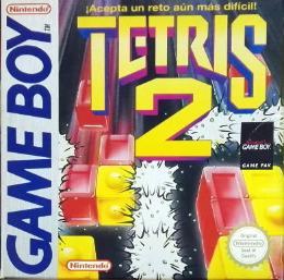 Carátula de Tetris 2