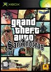 Carátula de Grand Theft Auto: San Andreas para Xbox