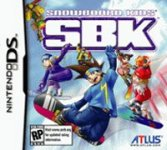 Carátula de SBK: Snowboard Kids