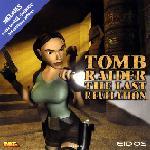 Carátula de Tomb Raider: The Last Revelation para Dreamcast