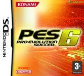Carátula de Pro Evolution Soccer 6