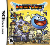 Car�tula de Dragon Quest Heroes: Rocket Slime