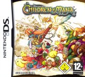 Carátula de Children of Mana para Nintendo DS