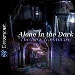 Carátula de Alone in the Dark: The New Nightmare para Dreamcast