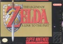 Carátula de The Legend of Zelda: A Link to the Past para Super Nintendo