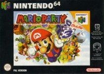 Car�tula de Mario Party