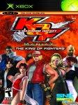 Car�tula de The King of Fighters: Maximum Impact - Maniax para Xbox