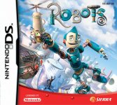 Carátula de Robots para Nintendo DS