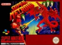 Carátula de Super Metroid